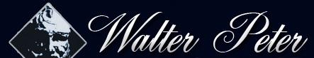 walter peter: